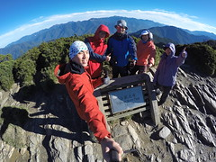 (alamod951753) Tags: friends hiking taiwan   taroko nantou  gopro