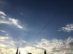 Rayons de soleil (karine_avec_1_k) Tags: sky cloud sun soleil ciel nuage