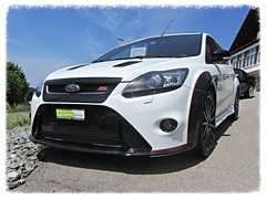 Ford Focus RS, 2011 (v8dub) Tags: auto ford car schweiz switzerland focus automobile suisse automotive voiture fribourg freiburg rs wagen pkw 2011 worldcars