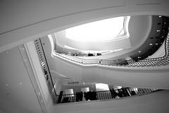 White Space (redshutterbugg) Tags: blackandwhite art love losangeles beverlyhills staircases 500px discoverla fujifilmxseries fujixt10 fujifilmworldseries