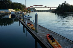 DSC00680 (David Housewright) Tags: kayak rainbowbridge laconner rx100