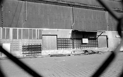 South Bank Normanby Rd 157 Montague Shipping Shed 1982  sheet 07  792 (Graeme Butler) Tags: yarra southmelbourne river industry history heritage design culture church architecture melbourne victoria australia