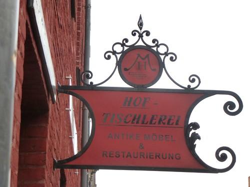 Hof - Tischlerei in Potsdam