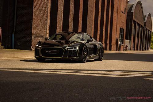 Audi R8 V10 от Edo Competition