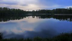 trdgrdssjn (~ L~) Tags: sky lake landscape sweden outdoor naturereserve dust sj lakescape naturreservat bioreserve trdgrdssjn hjentorpsslottsruin