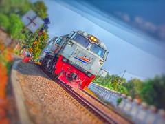Kereta ku meliuk #Railfans (alvinnugraha206) Tags: railfans