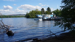 Sea Plane (brianhalliday384) Tags: lochlomond cameronhouse