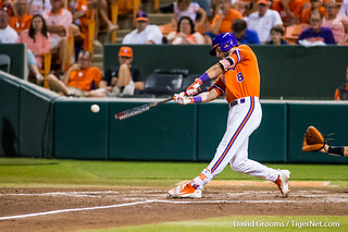 Clemson vs OK State - Game 2 - NCAA Regional Photos