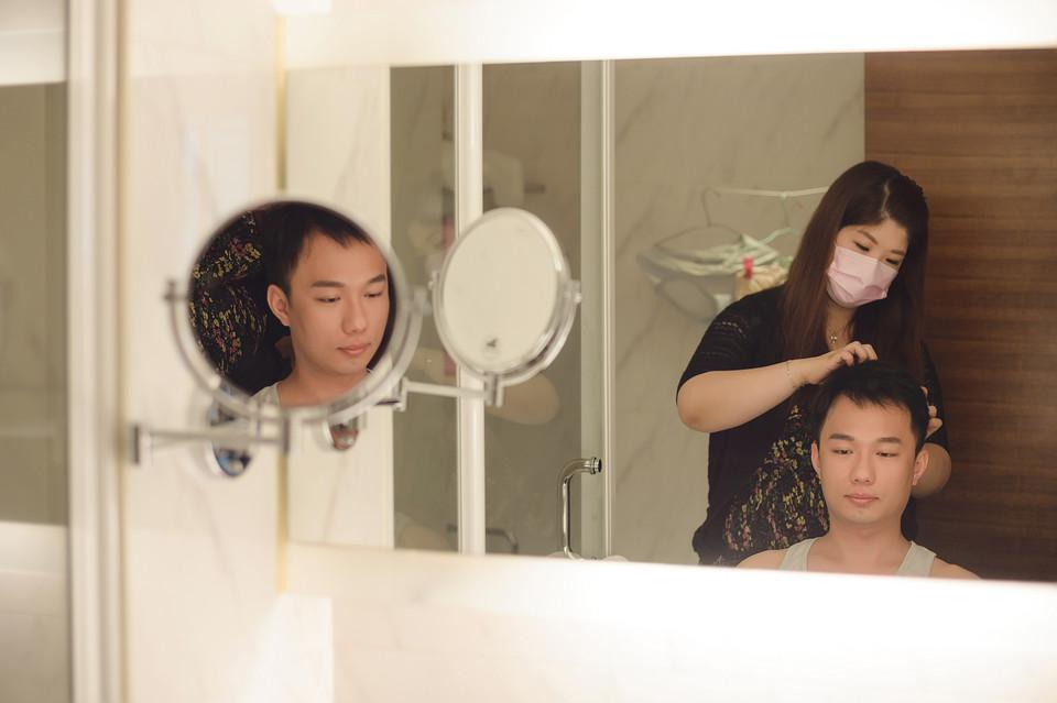 婚禮攝影-台南情定婚宴城堡永康館-08