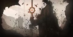 The technomancer (Mo Ames) Tags: sf dark character magic
