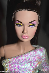 Poppy Parker 'Love & Let Love' (Chris & Lio) Tags: love fashion toys doll convention poppy cinematic let royalty parker mueca integrity 2015 convencin