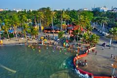 Pantai Ancol (BxHxTxCx) Tags: beach jakarta pantai