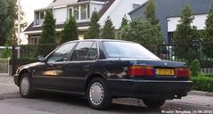Honda Accord 2.0i EX automatic 1991 (XBXG) Tags: auto old holland classic ex netherlands car japan honda accord japanese automobile nederland voiture automatic 1991 paysbas japon cruquius ancienne asiatique hondaaccord bva japonaise 20i worldcars zt37jk