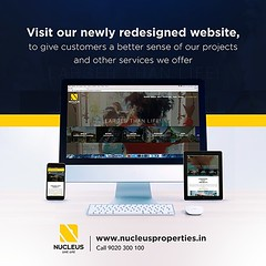 We are re-launching our website with an elevated elegance and updated features. Do check out and enjoy the swiftness and smoothness in experience. Get details about our projects, what we offer and how we stay ahead to be in line with your evolving demands (nucleusproperties) Tags: life city india building home nature beautiful beauty architecture design living construction realestate view interior gorgeous lifestyle style kerala website environment elegant exquisite comfort luxury kochi elegance