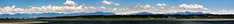 Mud Bay & Northern Mountains (A.G. Buron Photography) Tags: blue panorama mountains seaweed water vancouver clouds bluesky surrey crescentbeach vancouverbc surreybc mudbay northernmountains mountainpanorama armandburon