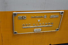 Eurostar Power Car 3308 17-06-2016 NRM.3 (routemaster2217) Tags: york train eurostar railway emu locomotive nrm nationalrailwaymuseum electricmultipleunit 3308 powercar class3732