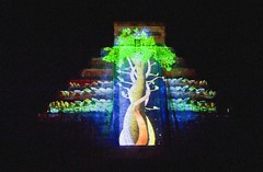 #FotoDelDa Espectculo Noches de Kukulcn en Chichn Itz (Candidman) Tags: luz del de mexico foto y yucatn fotos candidman turismo da zona noches chichn pirmide itza sonido mrida espectculo kukulcn arqueolgica mxico yucatn mrida
