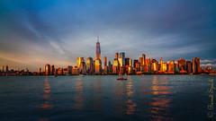 Golden hour (MoArt Photography) Tags: nyc sunset usa newyork 2016 berndspeck