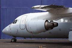 IMG_2435.jpg (Al Henderson) Tags: england unitedkingdom bedfordshire storage gb avro cranfield rj85 egtc gchdt falkoregionalaircraft