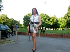 Milan - Via Cadore (Alessia Cross) Tags: tgirl transgender transvestite crossdresser travestito
