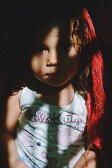 In the shadows (Karoline Bastos) Tags: girls light portrait sunlight color love nature colors girl beauty face kids angel dark hair children photo kid amazing nikon toddler funny pretty alone photographer child close darkness natural princess sweet sombra loveit babygirl littlegirl garota lonely feeling nothing menina 3yearsold littleprincess cutebaby darkphotography funnybaby sobrinha garotinha childphotography kidphotography sweetbaby braziliangirl sweetthings nikonworld littledoll withcolor nikonphotography brazilianchild d7000 nikonflickraward effyb