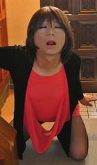 0228 (imeaimi) Tags: japan asian cd transgender crossdresser tg shemale newharf