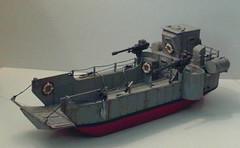 Warhammer 40K - Imperial Landing Craft Free Paper Model Download (PapercraftSquare) Tags: landingcraft warhammer40k 160