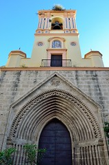 2016 04 25 007 Seville (Mark Baker, photoboxgallery.com/markbaker) Tags: city urban church photo spring sevilla spain europe european day baker outdoor mark union eu seville andalucia photograph april 2016 picsmark