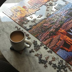 6/28 (katbaro) Tags: coffee june jigsawpuzzle p366