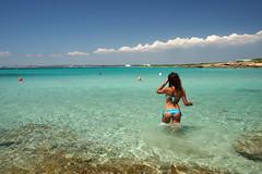 Youth (Alessio Vincenzo Liquori) Tags: sea girl youth mare pentax polarizer ragazza 18135 k30