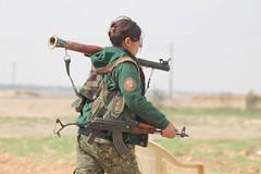 Kurdish YPG Fighter (Kurdishstruggle) Tags: ypg ypj ypgypj ypgkurdistan ypgrojava ypgforces ypgkmpfer ypgfighters ypgkobani ypgwomen kmpfer yekineynparastinagel kurdischekmpfer war warphotography warrior femalefighters feminism feminist womenfighters kurdishfemalefighters kurdishwomenfighters jinjiyanazadi jinenazad revolutionary revolution revolutionarywomen isil resistancefighters hero frontline kurdsisis struggle freiheitskmpfer kobane kobani efrin combat women isis rojava rojavayekurdistan manbij raqqa rakka westernkurdistan pyd syriakurds syrianwar kurdssyria krtsuriye kurd kurdish kurden kurdistan krt kurds kurdishforces syria kurdishregion syrien kurdishmilitary military militaryforces warfare militarywomen isid kurdisharmy suriye kurdishfreedomfighters