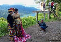 Wedding foto shooting, Danau Tamblingan, Buleleng, Bali (Sekitar) Tags: wedding bali lake indonesia island asia fotos pulau danau kawin pernikahan potret tamblingan buleleng
