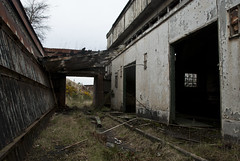 Blast bunker (mmcad) Tags: abandoned buildings japanese scotland decay north group swedish storage company stevenson imperial alfred dynamite left peninsula chemicals derelict irvine explosives industries nobel troon ici ayrshire disrepair 1870 ardeer enterprises inabata