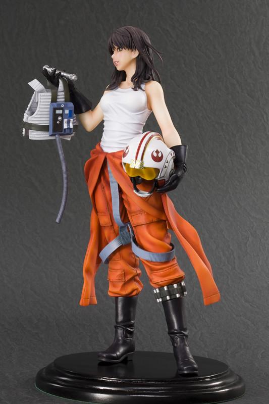 壽屋 - 星際大戰:Jaina Solo ARTFX 美少女雕像