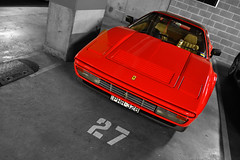 Old Timer (CODY.kim) Tags: old hot sexy classic photoshop italian nikon ferrari 328 exotic rare supercar colouring v8 edit selective gts d3100