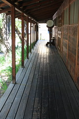 Zendo at Tassajara Zen Mountain Center