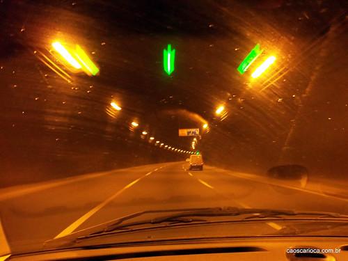 Tunel Linha Amarela