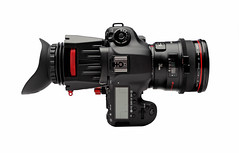Canon 5D Mark III with Z-Finder (Zacuto) Tags: camera canon rig dslr zacuto opticalviewfinder zfinder gorillaplate extenderframes