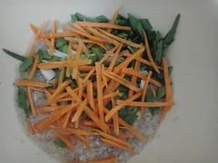 Hozzávalók kimchihez