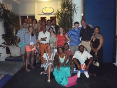 SCUBAedu.com - An awesome group photo of #Divers outside of the #Ragazzi Restaurant in #GrandCayman http://goo.gl/8YjPf #SCUBA (spediveschool) Tags: dan students divers dive grand scuba buddy scubadiving diver cayman caymanislands spe grandcayman ragazzi openwater caymans divebuddy spediveschool