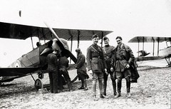 Royal Flying Corps (archivesplus) Tags: wwi planes worldwarone ww1 greatwar firstworldwar pilot worldwar aeroplanes worldwar1 airships airmen thegreatwar 19141918 royalflyingcorps warphotography