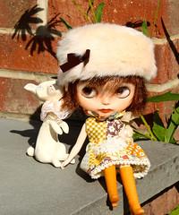 Matilde and the circus bear...