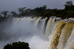 Brasil 2013 (Ocelyn) Tags: voyage travel water brasil landscape waterfall bresil falls iguazu
