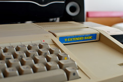 TI-99 Extended Basic (sonic2000gr) Tags: texasinstruments retrocomputer ti994a homecomputer