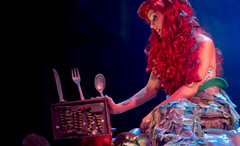 You want thingamabobs? | Voyage of The Little Mermaid (chris.alcoran) Tags: world voyage red sea ariel hair princess little you under disney want part your hollywood mermaid studios walt thingamabobs