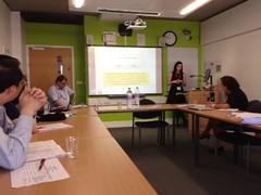 Martin Fautley and victoria Kinsella (berauk) Tags: charity uk london education teacher research conference symposium bera beraevents