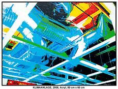 für einen HERSTELLER VON KLIMAANLAGEN (CHRISTIAN DAMERIUS - KUNSTGALERIE HAMBURG) Tags: orange berlin rot silhouette modern strand deutschland see licht stillleben dock gesicht meer wasser foto fenster räume hamburg herbst felder wolken haus technik blumen porträt menschen container gelb stadt grün blau ufer hafen fluss landungsbrücken wald nordsee bäume ostsee schatten spiegelung schwarz elbe horizont bilder schiffe ausstellung 2012 schleswigholstein figuren frühling landschaften dunkelheit wellen häuser kräne rapsfelder fläche acrylbilder hamburgermichel realistisch 2013 nordart acrylmalerei expressionistisch acrylgemälde auftragsmalerei bilderwerk auftragsbilder kunstausschreibungen kunstwettbewerbe galerienhamburg cdamerius malereihamburg