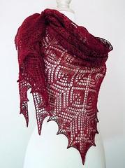 5 Knit Shawl Patterns on Craftsy (The Craftsy Blog) Tags: fall diy clothing knitting handmade lace patterns knit knittingpattern shawl knitted shawls knittingpatterns knittedgarments