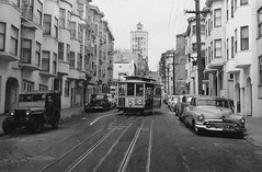 San Francisco Cable Car (maisa_nyc) Tags: sanfrancisco california ca trolley tracks cablecar streetcar