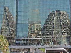 Reflection (moacirdsp) Tags: chile reflection rio brasil de rj janeiro catedral av 2013